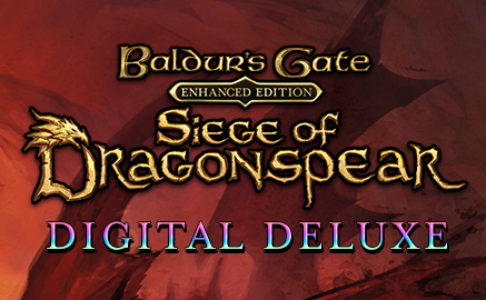 Baldurs Gate: Siege of Dragonspear Digital Deluxe