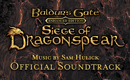 Baldur's Gate: Siege of Dragonspear Official Soundtrack
